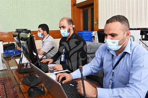 متابعة الاجراءات النهائية لاجراء الانتخابات التشريعية الجزائرية