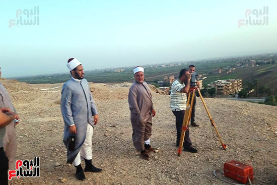 استطلاع-هلال-ذو-القعدة-من-مرصد-محافظة-سوهاج-(8)