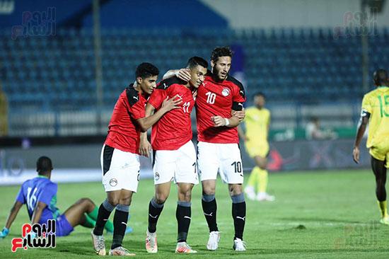 منتخب مصر الاولمبى ومنتخب جنوب افريقيا الاولمبى (10)
