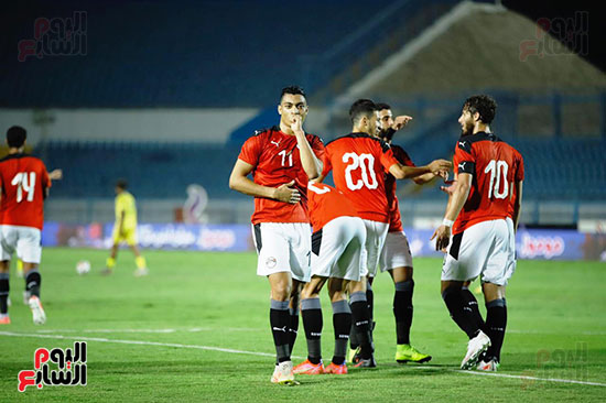 منتخب مصر الاولمبى - منتخب جنوب افريقيا الاولمبى (9)