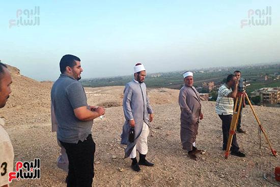 استطلاع-هلال-ذو-القعدة-من-مرصد-محافظة-سوهاج-(3)
