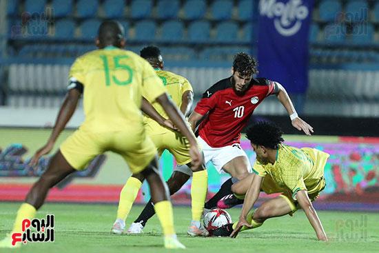 منتخب مصر الاولمبى - منتخب جنوب افريقيا الاولمبى (4)