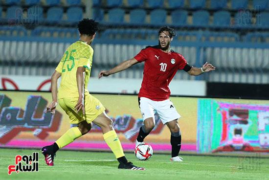 منتخب مصر الاولمبى - منتخب جنوب افريقيا الاولمبى (5)