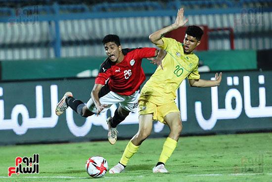 منتخب مصر الاولمبى ومنتخب جنوب افريقيا الاولمبى (7)