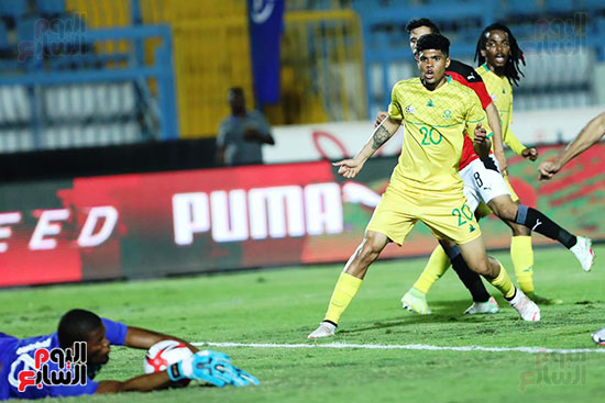 منتخب مصر الاولمبى ومنتخب جنوب افريقيا الاولمبى (2)