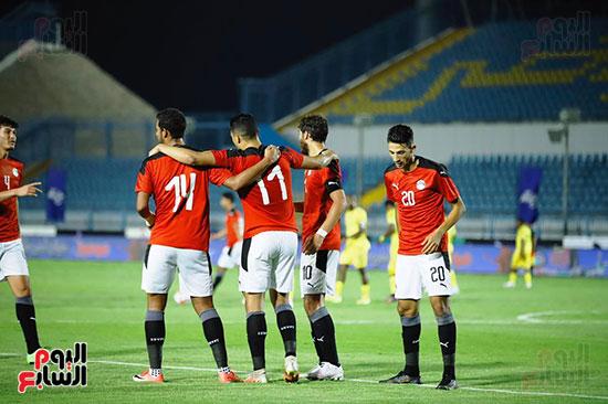 منتخب مصر الاولمبى - منتخب جنوب افريقيا الاولمبى (11)