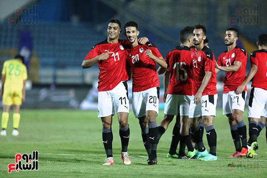 منتخب مصر الاولمبى ومنتخب جنوب افريقيا الاولمبى (8)
