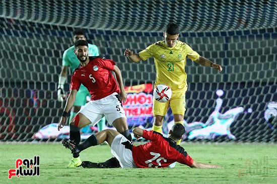 منتخب مصر الاولمبى ومنتخب جنوب افريقيا الاولمبى (15)