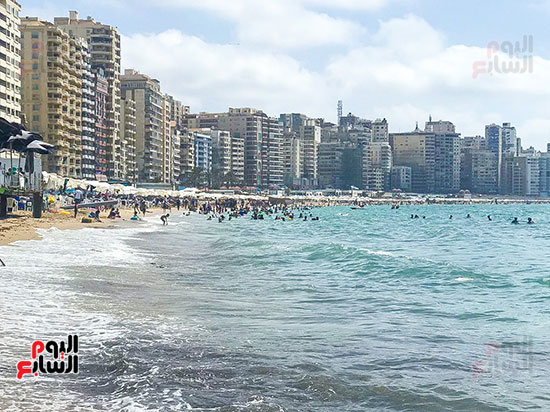 شواطئ الاسكندرية (5)