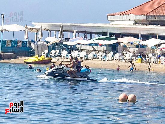 متعة وجمال شواطئ الاسكندرية