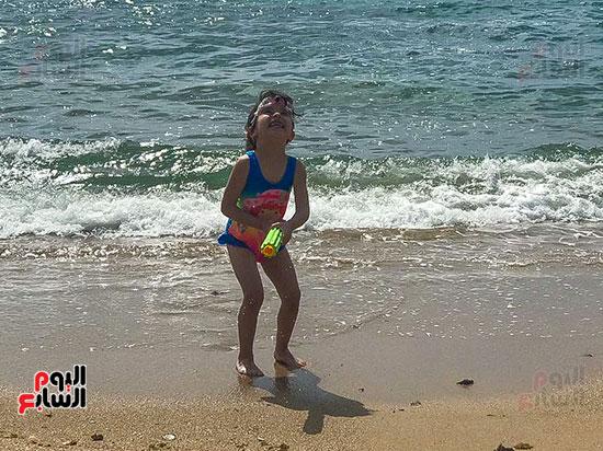 المتعة والاثارة في شاطئ الاسكندرية (2)