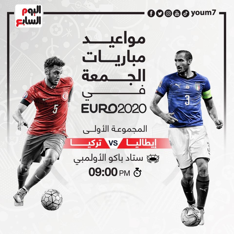 إيطاليا ضد تركيا