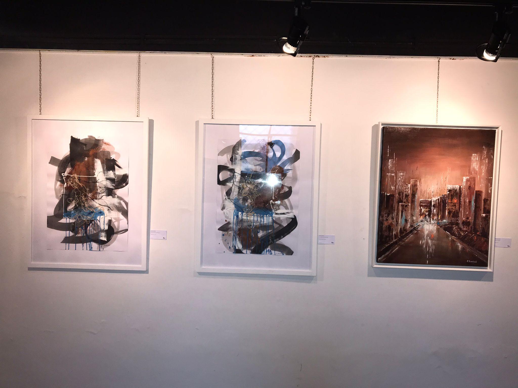 اول معرض فنى