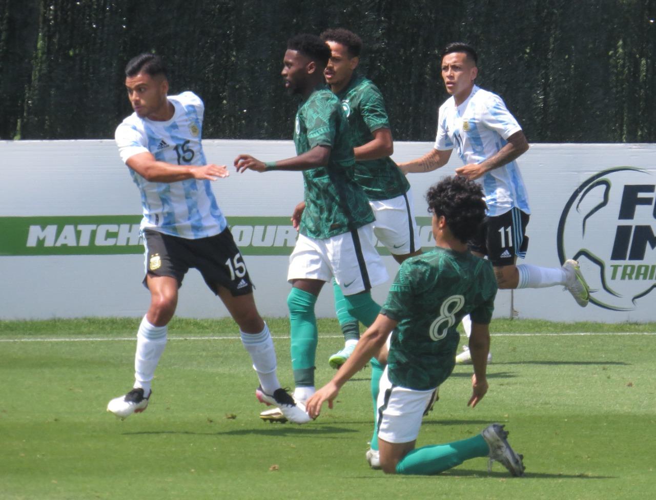 الأرجنتين ضد السعودية (3)