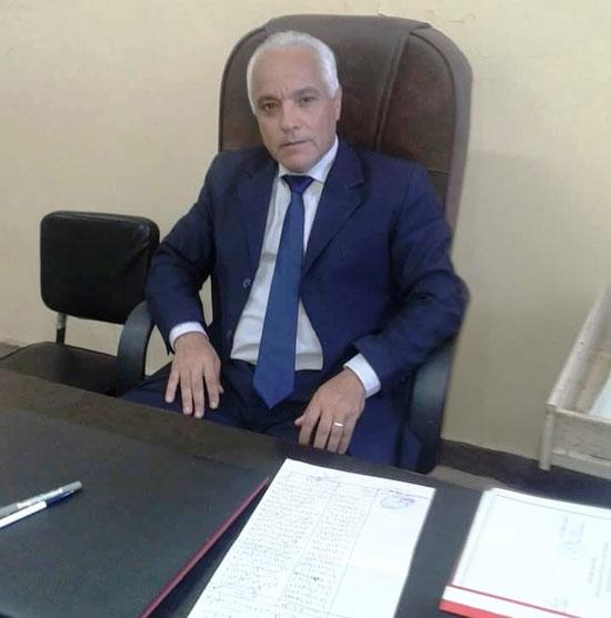 سليمان فرج رئيس مركز ومدينة نخل