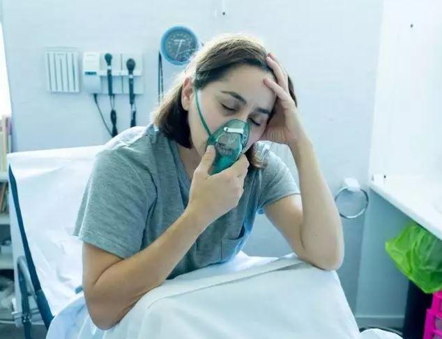 العلاج بالاكسجين لمرضى كورونا