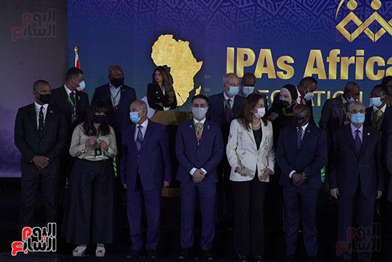 المنتدى الأول لرؤساء هيئات الاستثمار الأفريقية المنعقد بشرم الشيخ (16)