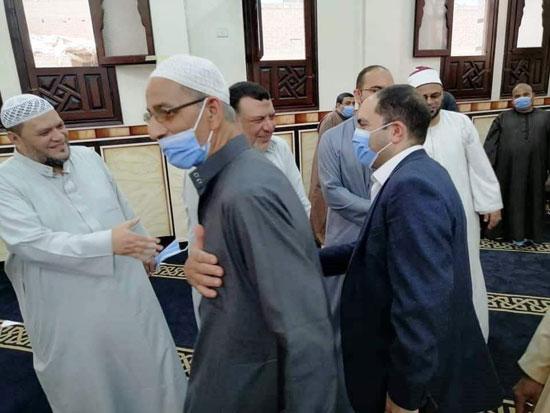 مسجد الروضة الشريفة في بنها (4)