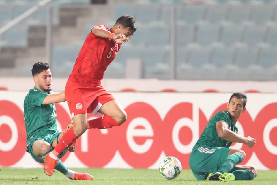 تونس ضد الجزائر (2)