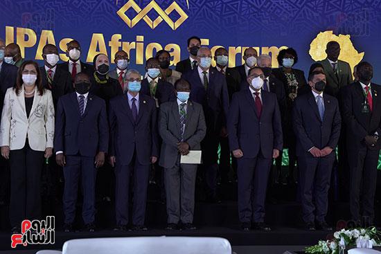 المنتدى الأول لرؤساء هيئات الاستثمار الأفريقية المنعقد بشرم الشيخ (7)