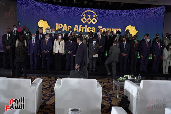 المنتدى الأول لرؤساء هيئات الاستثمار الأفريقية المنعقد بشرم الشيخ (13)