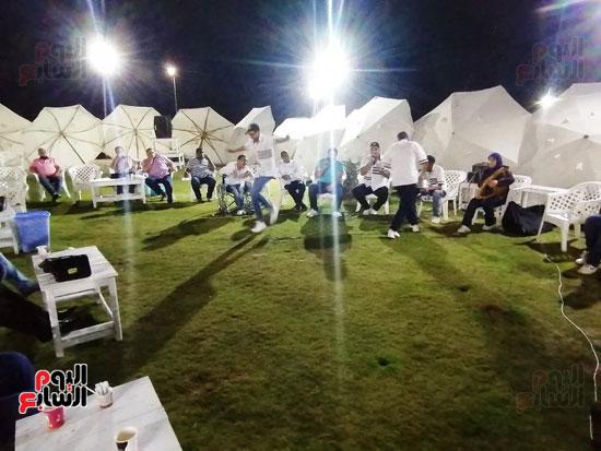 حفلات-السمسمية-على-شواطئ-بورسعيد