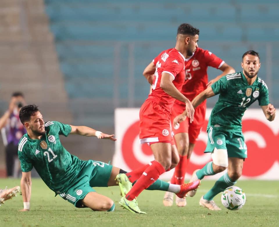 تونس ضد الجزائر (3)