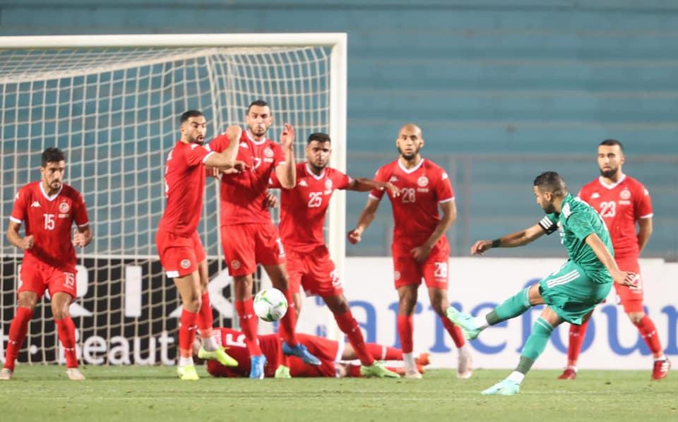تونس ضد الجزائر (4)