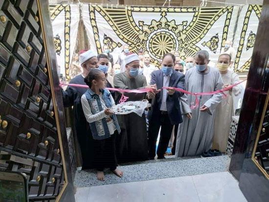 مسجد الروضة الشريفة في بنها (5)