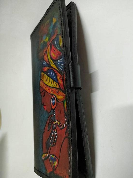 محفظة تصميم شيماء