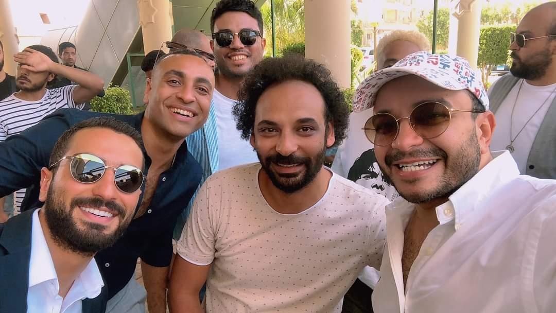 عقد قران الفنان محمد على رزق (6)