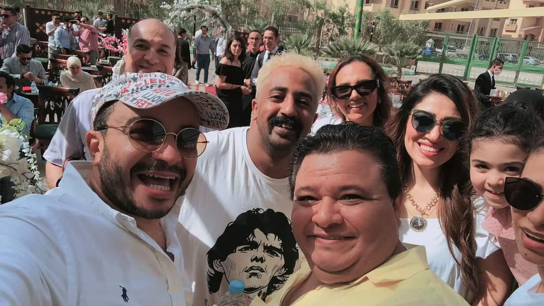 عقد قران الفنان محمد على رزق (8)