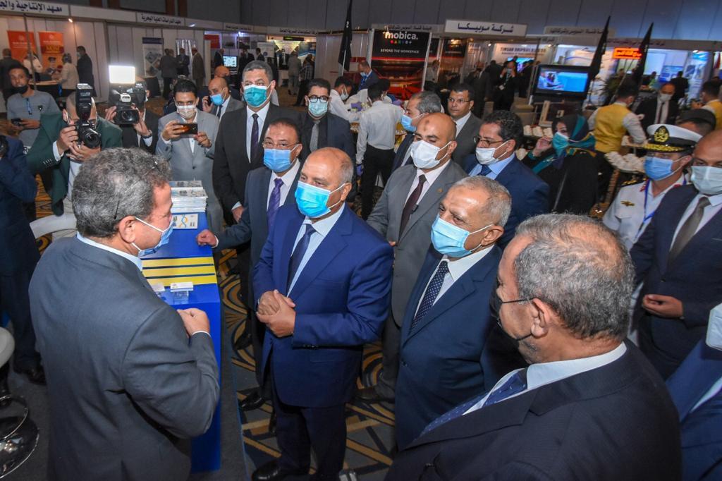 إفتتاح المؤتمر الدولى للنقل البحري واللوجستيات (5)