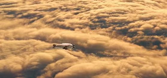 اتوبيس طائر 2