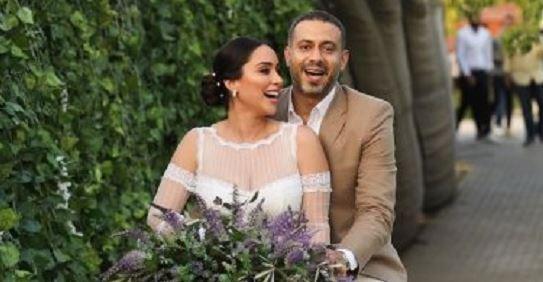 محمد فراج و بسنت شوقى