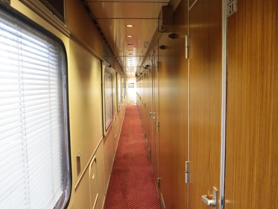 قطار القاهرة مطروح