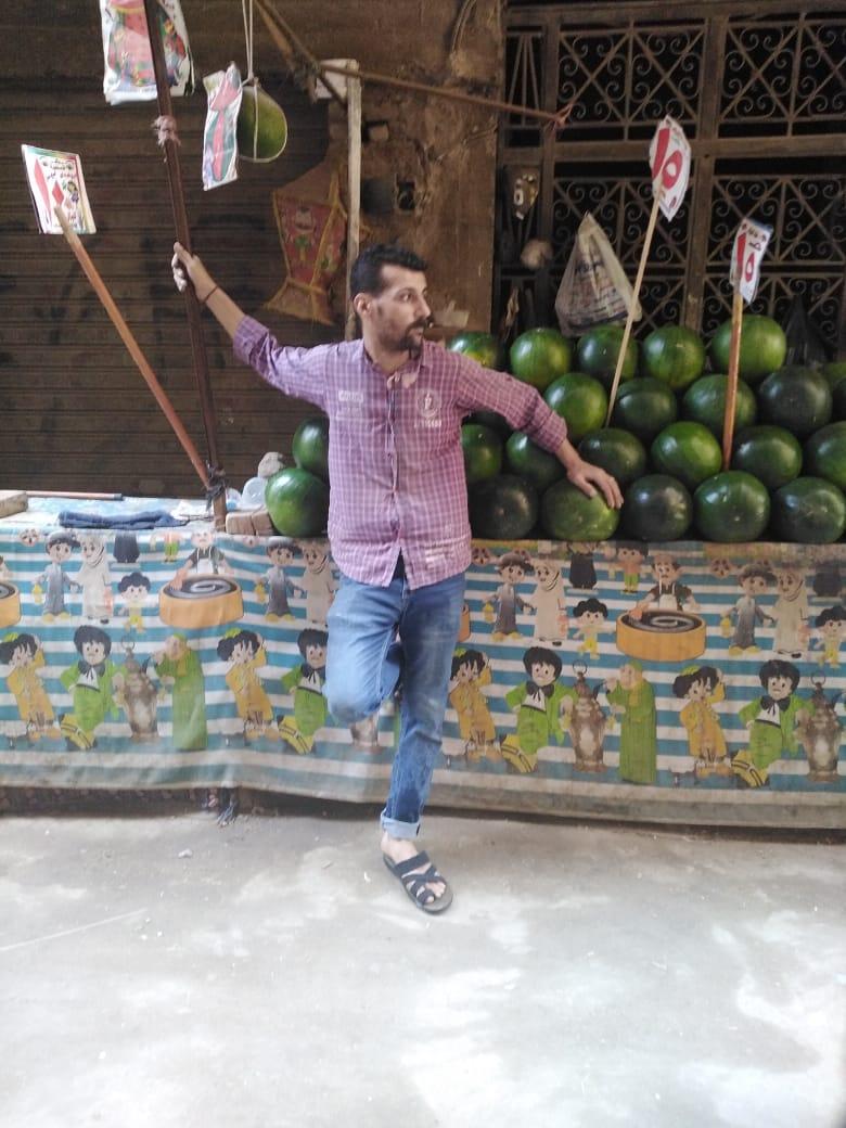 محمود حسين ضحية الشهامة بشبرا الخيمة