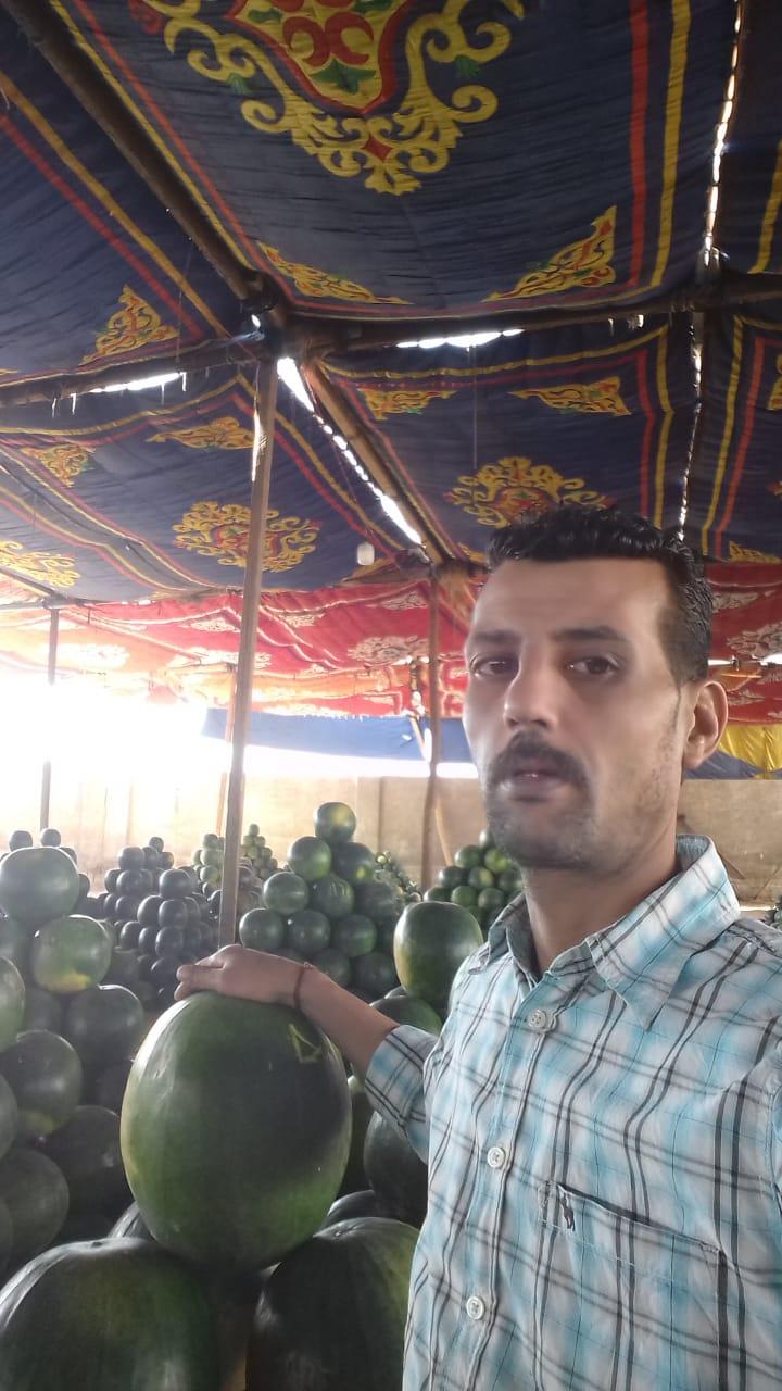 الضحية محمود حسين