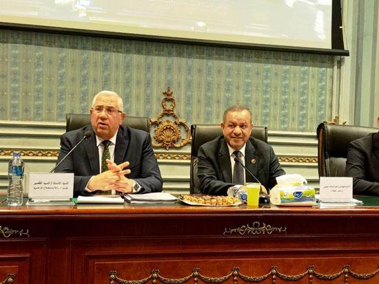 لجنة الزراعة بمجلس الشيوخ  (3)