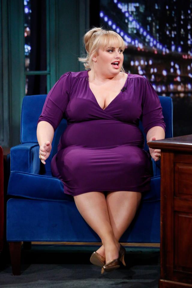 ربيل ويلسون قبل فقدان وزنها