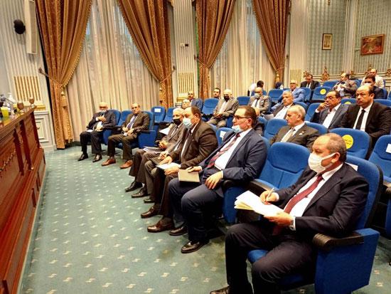 لجنة الزراعة بمجلس الشيوخ  (2)