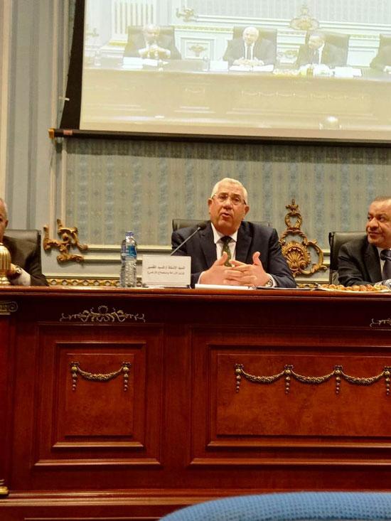 لجنة الزراعة بمجلس الشيوخ  (1)