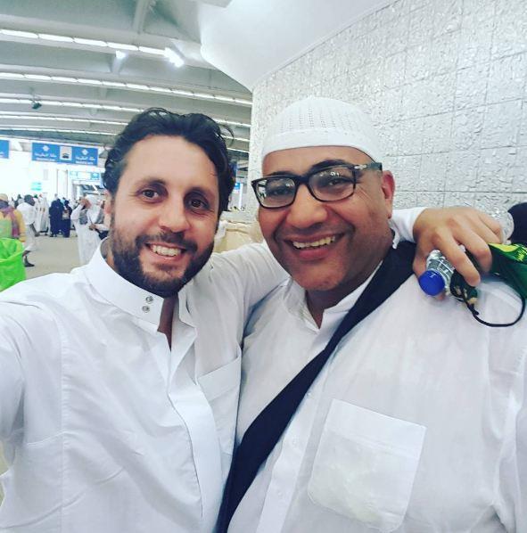 هشام ماجد وبيومى فؤاد