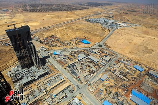 البرج الأيقونى - أطول مبنى فى أفريقيا (23)