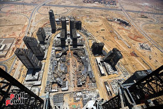 البرج الأيقونى - أطول مبنى فى أفريقيا (27)