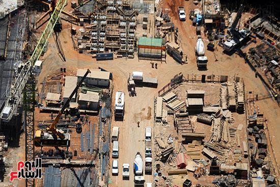 البرج الأيقونى - أطول مبنى فى أفريقيا (10)