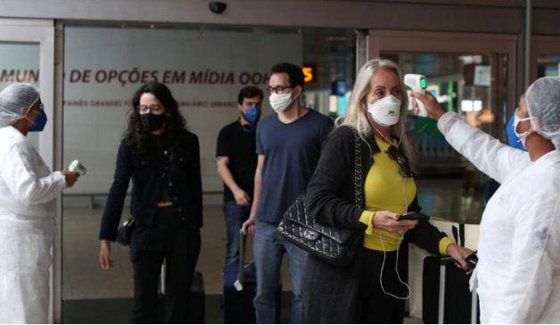مطار فى البرازيل