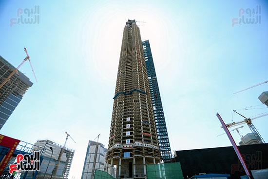 البرج الأيقونى - أطول مبنى فى أفريقيا (1)