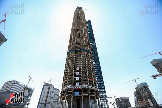 البرج الأيقونى - أطول مبنى فى أفريقيا (6)