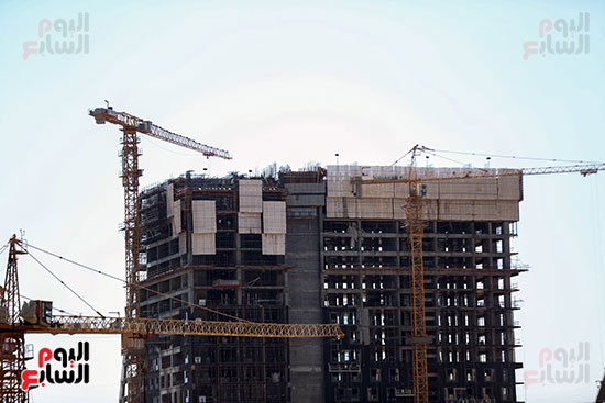 البرج الأيقونى - أطول مبنى فى أفريقيا (5)